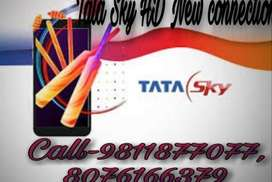 Tata Sky HD New connections (well offer)