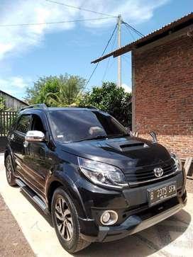Toyota rust TRD 2015