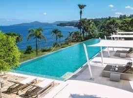 Villa luxury lost tebing karangasem