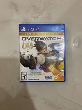 Kaset (BS) PS4 Overwatch Game of The Year Edition
