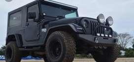 Modified mahindra modified jeep