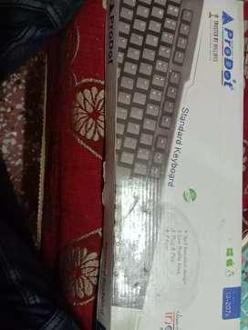 Pro dot keyboard brand new