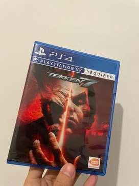Tekken 7 PS4 REG 3