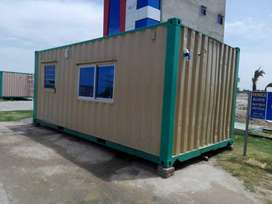 Security guard cabin /work places container/ servant room cabin