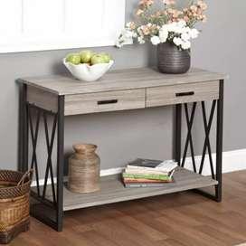 Meja pajangan, meja modern, meja laci, meja kekinian