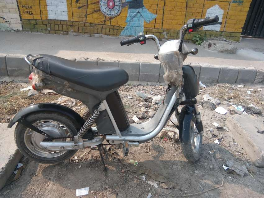 ELECTRIC SCOOTER 0