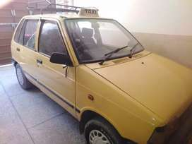Taxi for urgent sale