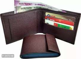 Fresh Arrival Two Fold wallet At best price