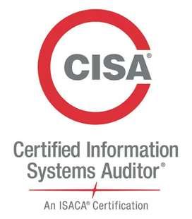 CISA 2019 & CISM study material- QA & Manual