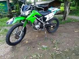 Kawasaki klx 2012