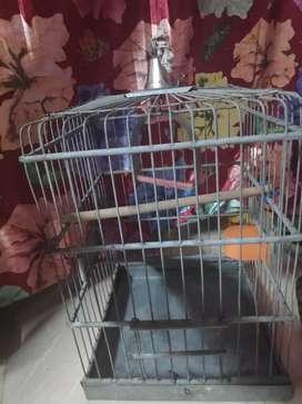 Aluminum Cage