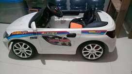 Mobil mobilan anak baterai charger