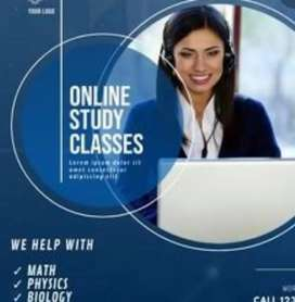 INDIVIDUAL ONLINE TUITION AVAILABLE
