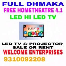 42 SMART 4K LED TV With inbuilt soundbar