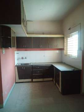 2 BHK house for sale. Semi-furnished