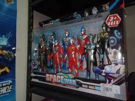 Ultramen space warr