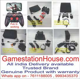 PS2 SLIM 320 GB With 150 Games 1 month warranty
