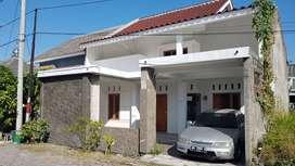 Rumah Baru 126 m2 dalam Perumahai Tanjungsari, Sukoharjo kota