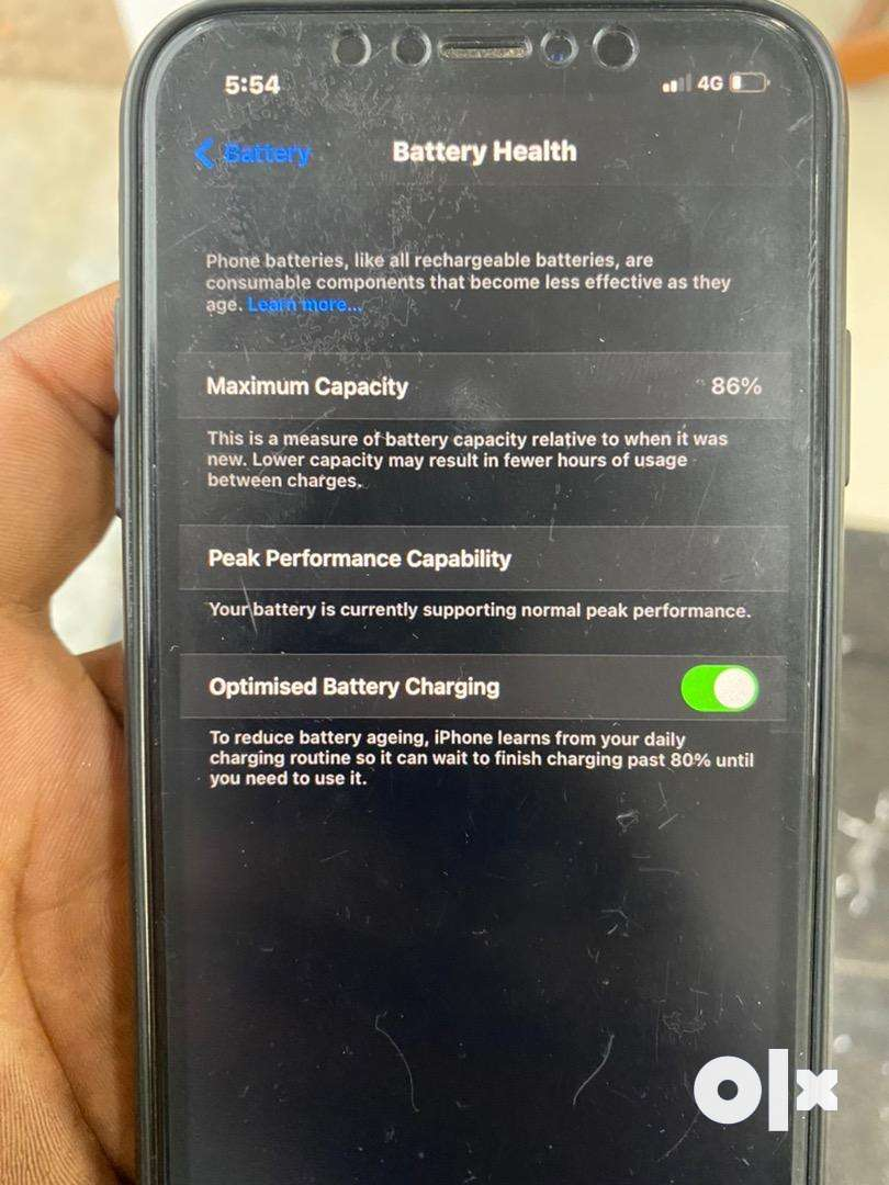 iphone XR 64GB with neat condition