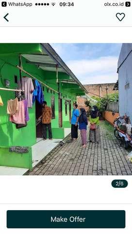 Dijual Kontrakan Strategis Di Mustikajaya Bekasi