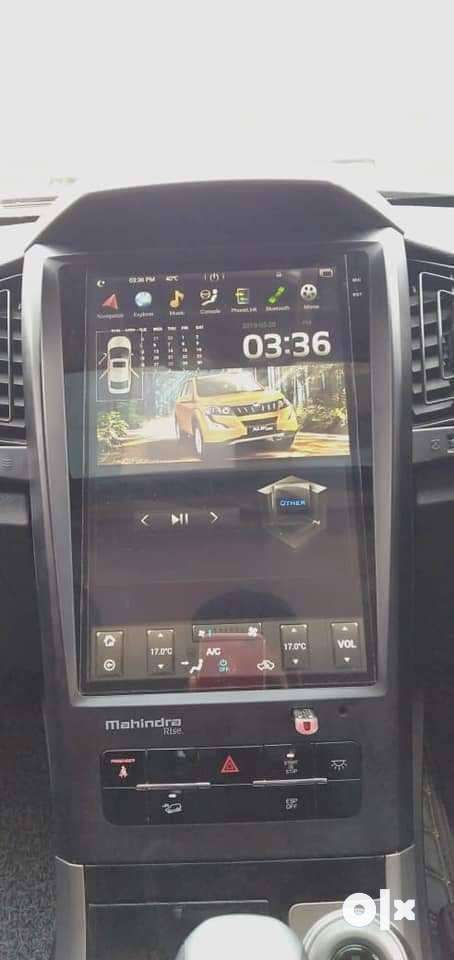 Mahindra XUV-500 Tesla Infotainment Android System 0
