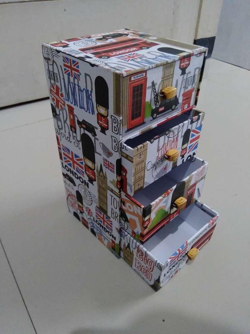 Kotak laci london handmade 0