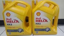 Oli Shell Helix HX5 15W-40
