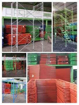 Scaffolding kapolding steger andang galam bambu rental sewa jual 605