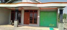 Disewakan rumah siap huni nyaman SDH plafon PVC air pdam