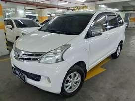 Toyota Avanza G MT 2014 putih