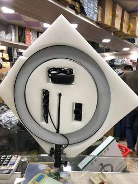 Ring Light 36 cm with 8 feet stand