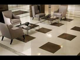 Tile 2 by 2 bedroom drawing room .195 per sq feet.Mble No 0300=9874271