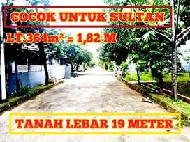 Dijual Tanah Kavling StrategisPerumahan Bukit Cimanggu City Bogor