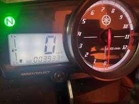 R15 V2 Movistar,KM Cuma 3rban.. Motor simpanan