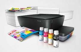 Printer HP Ink Tank 315 Infus Print Scan Copy Original