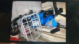 Sepeda listrik (mulus)