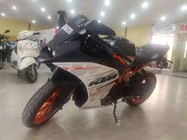 KTM rc 390 2014 good condition