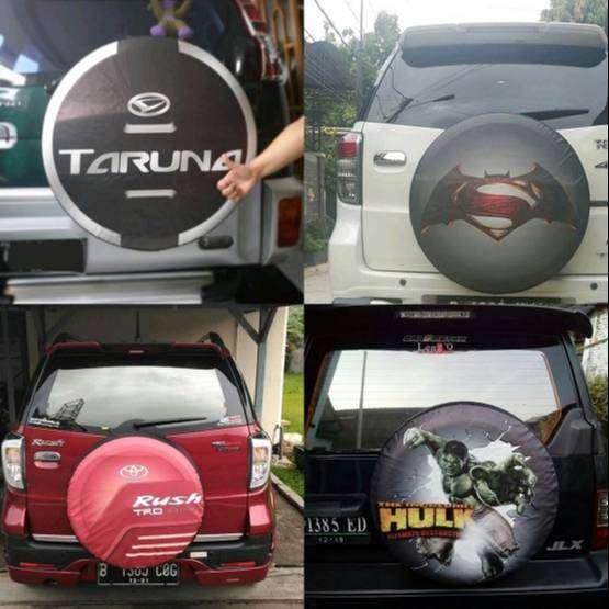 Cover/Sarung Ban Daihatsu Terios/Rush/Vitara/Rocky/CR-V Pasti Lancar 0