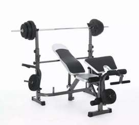 Bench press fitness rumahan