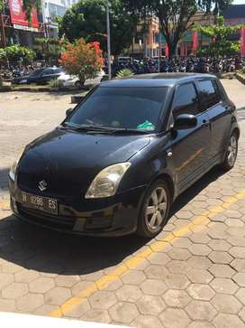SWIFT ST 2008 BLACK