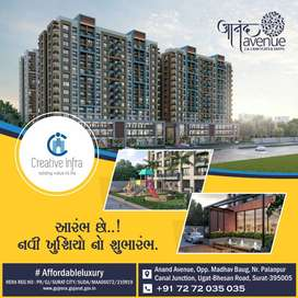 @Book 2BHK flat% at Anand Avenue/Pay only ₹51000
