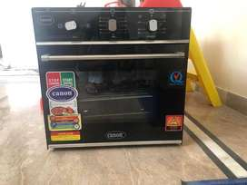 Only one time used NEW Gas Oven