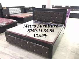Luxurious sale with bed box