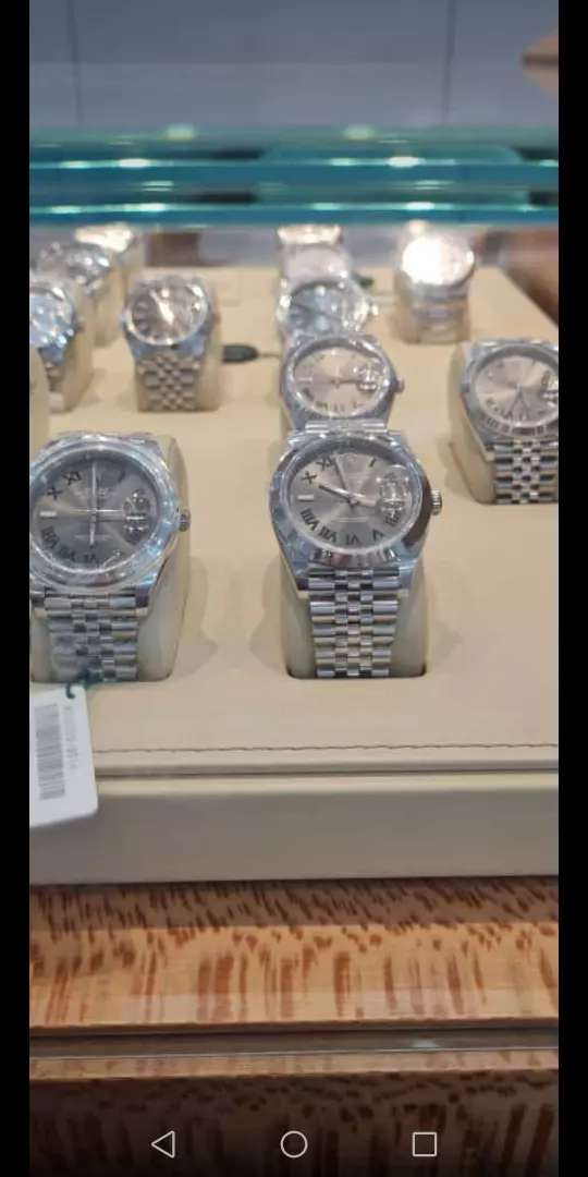 New Rolex daimand dial date just 0