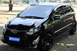 [OLX Autos] Toyota Agya 2018 G 1.2 Bensin A/T Hitam #Power Auto ID