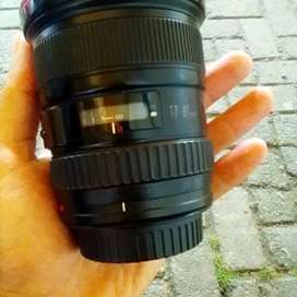 Canon EF 17-40 mm