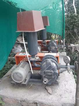 Root Blowers used in Aquaculture