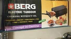 BERG Electric Tandoor