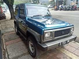 Daihatsu Feroza SE antik jarang ada