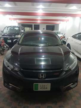 Honda Civic UG Full Option Bank Leased